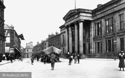 Macclesfield, Market Place 1898