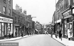Macclesfield, Mill Street c.1955