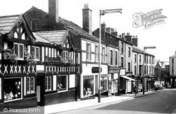 Macclesfield, Mill Street c.1955