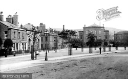 Macclesfield, Park Green 1898