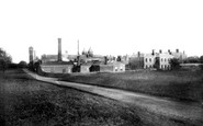 Macclesfield, Parkside Asylum 1897