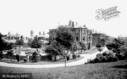 Macclesfield, Parkside Asylum 1898