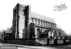 Macclesfield, R.C Church 1897