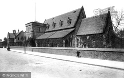 Macclesfield, St Peter's Church 1903