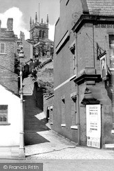 Macclesfield, The 108 Steps c.1955