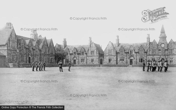 Photo of Macclesfield, The Barracks 1903