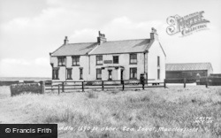 Macclesfield, The Cat And Fiddle c.1955