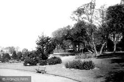 Macclesfield, Victoria Park 1897