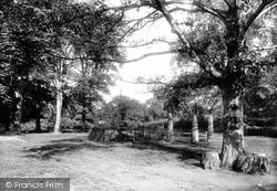 Macclesfield, West Park 1897