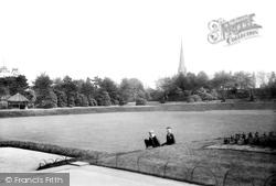 Macclesfield, West Park 1903