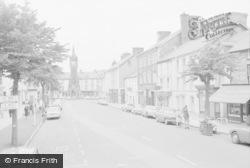 Machynlleth, Hoel Maengwyn 1968