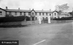 Machynlleth, King Edward Vii Memorial Hospital 1939