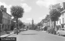 Machynlleth, Maengwyn Street 1956