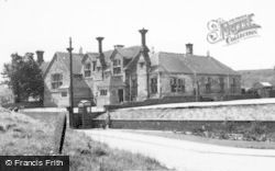 Madeley, Endowed School c.1965