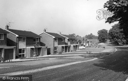 Madeley, Green Meadows Estate c.1965