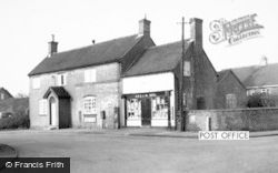 Madeley, Post Office c.1965