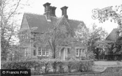 Madeley, School House c.1965