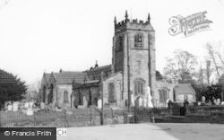 Madeley, The Church c.1965