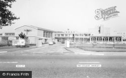 Madeley, The College c.1965