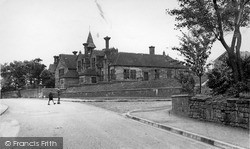Madeley, The Endowed School c.1955