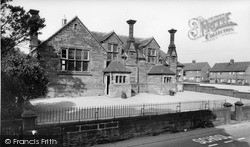 Madeley, The Junior School c.1965