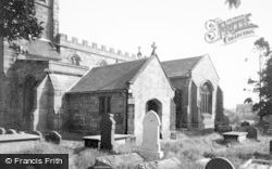 Madeley, The Parish Church c.1965