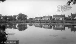 Madeley, The Pond c.1965