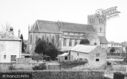 Madley, Church Of The Nativity Of The Blessed Virgin Mary c.1960