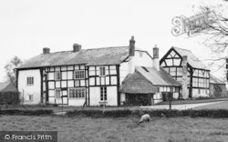 Madley, Town House c.1955