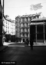 Madrid, Cara De San Miguel 1960