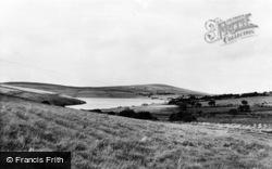 Maenclochog, Rosebush Reservoir c.1955