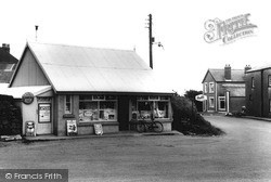 Maenclochog, The Village Shop c.1955