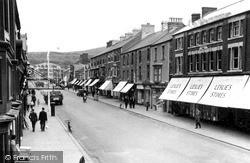Maesteg, Commercial Street c.1955