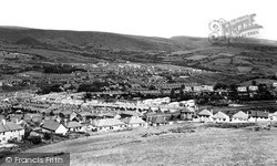 Maesteg, General View c.1955