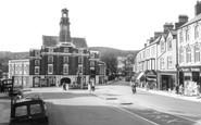 Maesteg, Market Place c1965