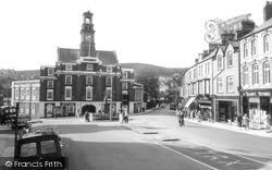 Maesteg, Market Place c.1965