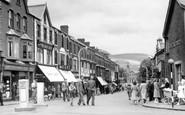 Maesteg, Talbot Street c1955