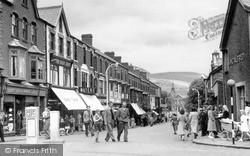 Maesteg, Talbot Street c.1955