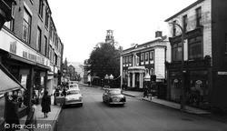 Maesteg, Talbot Street c.1965