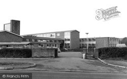 Maesteg, The Grammar School c.1965