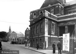 Maesteg, The Square 1938
