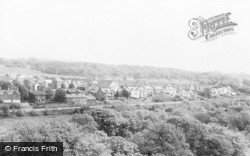 Maesycwmmer, General View c.1955