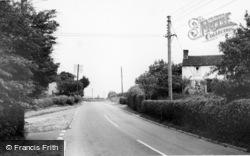 Magham Down, c.1955