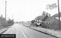 Magham Down, Old Forge Guest House c.1955