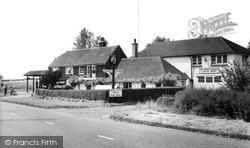 Magham Down, The Old Forge Guest House c.1955