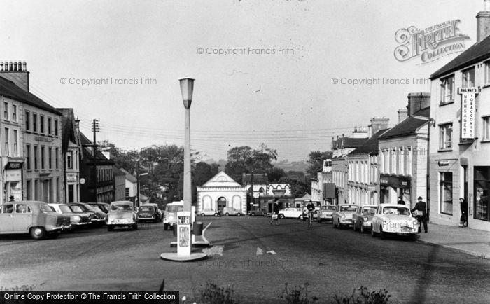 Photo of Magherafelt, Broad Street c.1960