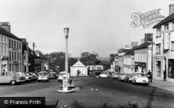 Magherafelt, Broad Street c.1960