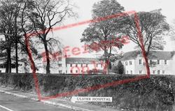 Mid-Ulster Hospital c.1960, Magherafelt