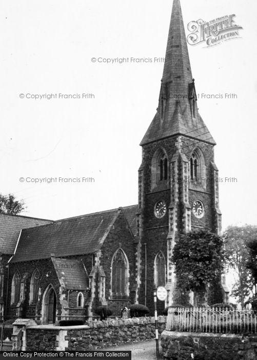 Photo of Magherafelt, St Swithin's Parish Church c.1960