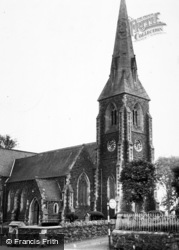 Magherafelt, St Swithin's Parish Church c.1960